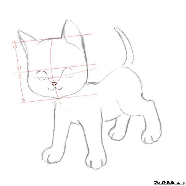 Как нарисовать молнию маквин